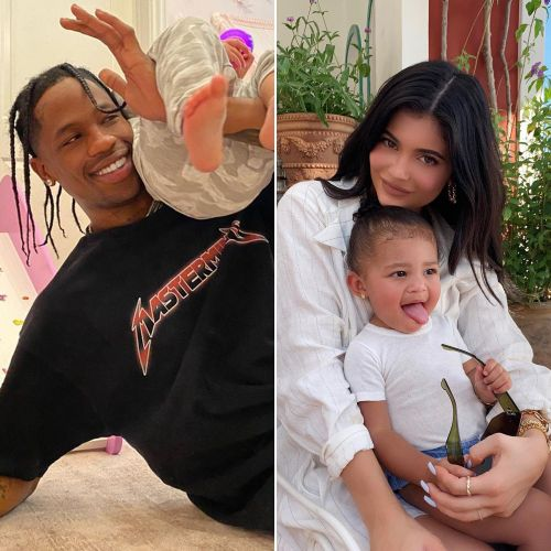 Daddy's Girl! Travis Scott 'Spoils' Daughter Stormi Webster Even More Than Mom Kylie Jenner Does