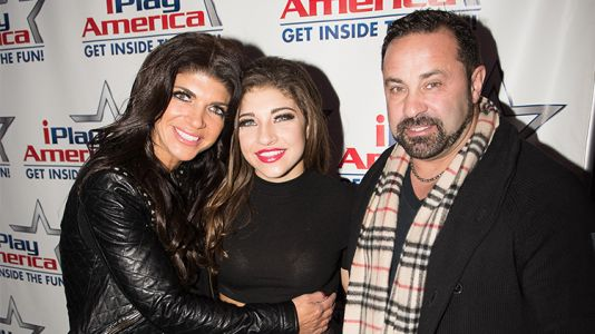 'RHONJ' Star Gia Giudice Gets Backlash For Instagram Message To Dad Joe Amid Deportation