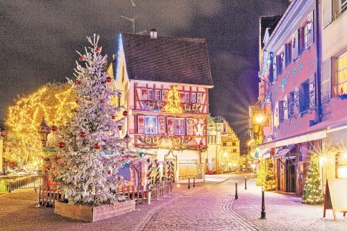 The 9 most magical Christmas cities in Europe