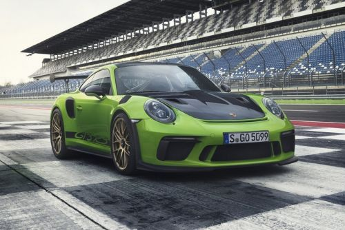Porsche Introduces 2019 911 GT3 RS