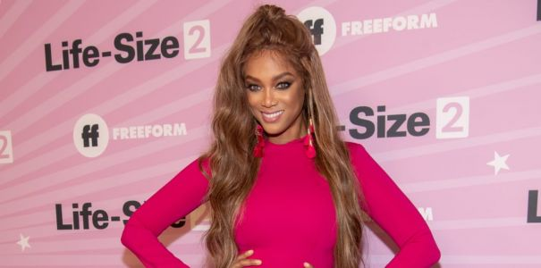 Tyra Banks Is Taking Her 'Life-Size' Comeback Very Seriously