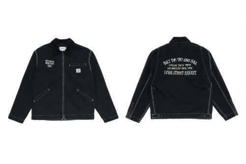 Stüssy & Carhartt WIP Come Together for a DSM Exclusive Release
