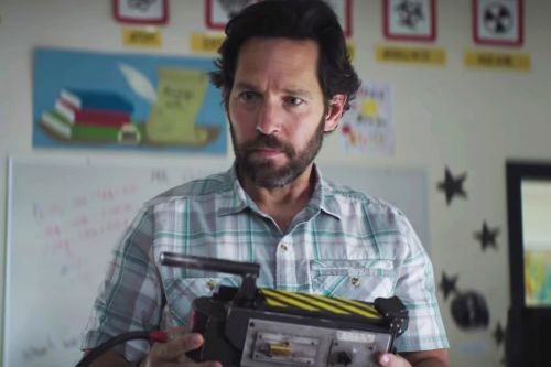 'Ghostbusters: Afterlife' trailer: Paul Rudd gets spooked