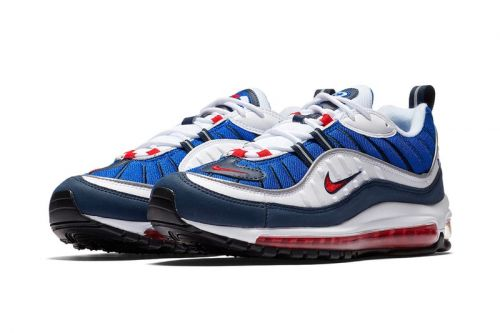 "Nike Announces Release Dates for Air Max 98 OG ""Gundam"" and ""Tour Yellow"""