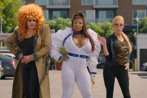 'Charlie's Angels' bust crime with help from 'RuPaul's Drag Race'