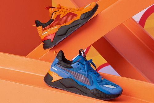 PUMA Unveils Full Hot Wheels RS-X Collaboration