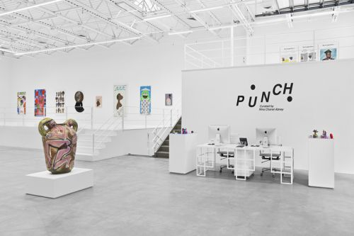 """Reginald Sylvester II, GucciGhost & More Acclaimed Artists Take Part in """"Punch"""" Exhibit"""