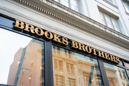 Brooks Brothers will make 150,000 masks a day in coronavirus fight