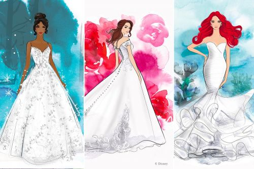 Disney now selling princess wedding dresses for women who still haven't grown up