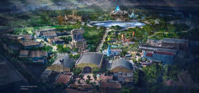Marvel, Star Wars and Frozen Are Coming To Disneyland Paris In A €2bn Expansion