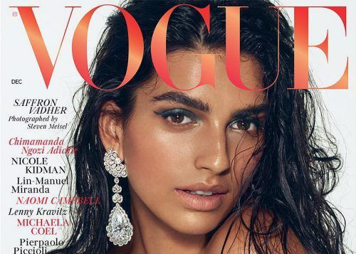 Edward Enninful celebrates one year at British Vogue with four covers