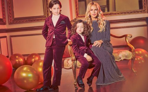 Rachel Zoe teams with Janie and Jack on holiday capsule