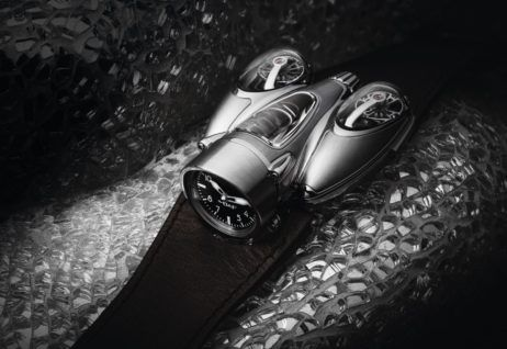 Ready for Takeoff: the HM9 Flow by MB&F