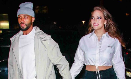 Ashley Graham Steps Out With Her Hubby Looking Super Chic in a Crop Top