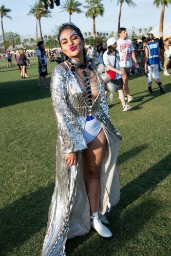 Must-See Street Style Looks from Coachella Weekend 2
