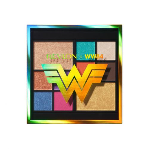 Revlon's 'Wonder Woman' Collection Is a Colorful '80s Dream