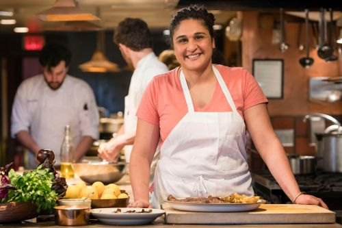 Star chef says she's cracked the code for what makes meals delicious
