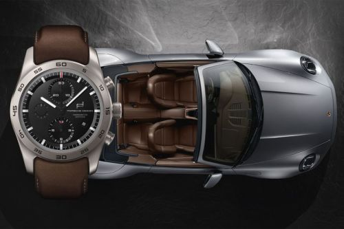 Porsche Design Launches Custom Program to Build Your Own Watch