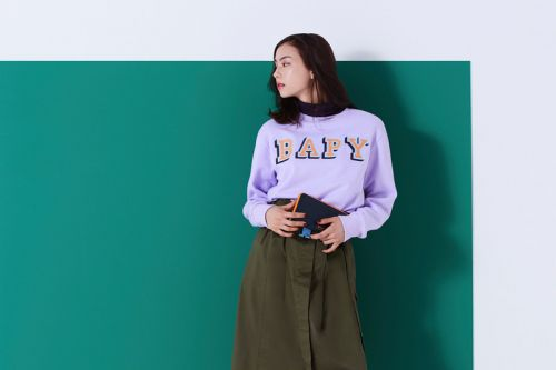 BAPY Releases Fall/Winter 2018 Lookbook Featuring Artist Lauren Tsai
