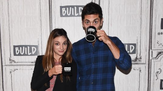 Nev Schulman's Wife Laura Perlongo Shared Her Breastfeeding Photo Because She Was 'Bored In a Car'