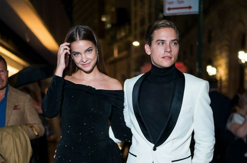 Model Barbara Palvin Gushes Over Boyfriend Dylan Sprouse: 'I Found The Perfect Guy'