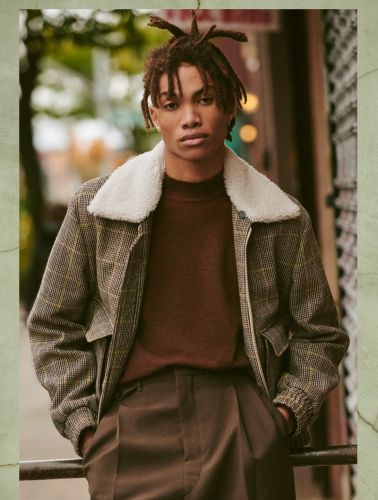 Seth Hill Inspires in Outerwear from East Dane