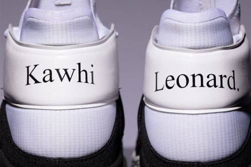 "A Preview of Kawhi Leonard's New Balance ""OMN1S"" Silhouette"