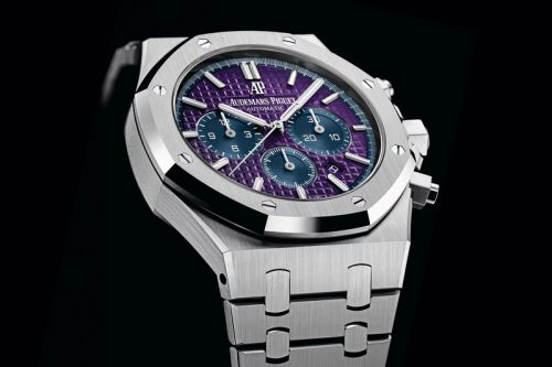 Audemars Piguet Is Auctioning off One-Of-One Royal Oak for Clean Water