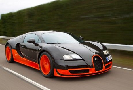 15 High Profile Bugatti Veyron Owners