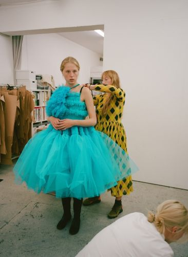 Then and Now: Inside the Tulle-Filled World of Molly Goddard
