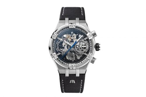 Maurice Lacroix Debuts the Aikon Chronograph Skeleton