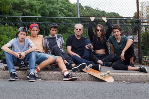 Larry Clark on muses, drug-use and his return to America