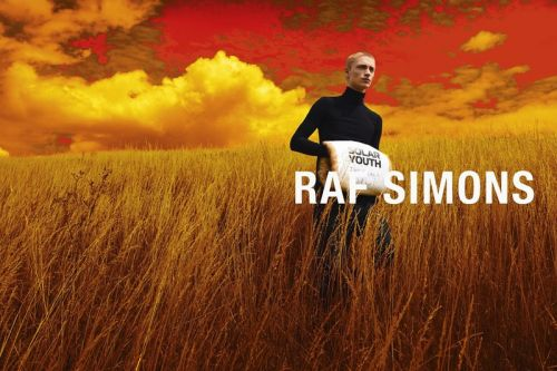 Raf Simon's FW20 Campaign is a Psychedelic Trip in the Prairies