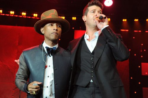 Pharrell Williams & Robin Thicke Set to Pay $5 Million USD to Marvin Gaye's Family