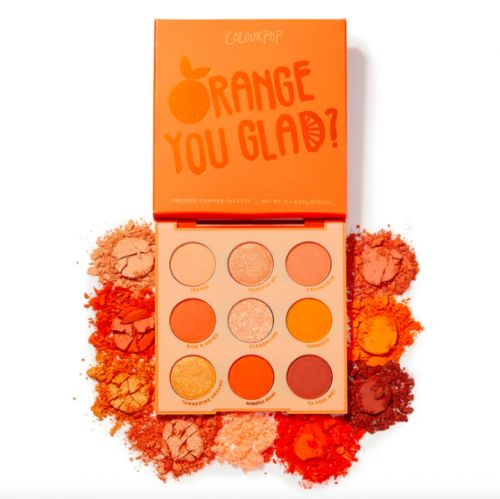 The Hottest Mandarin Orange Makeup to Spice Up Your Fall