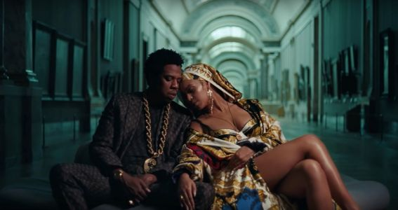A guide to the artwork featured in The Carters' 'APESHIT'