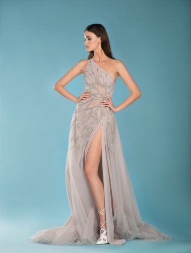 Romance in a Gothic Age - GEORGES HOBEIKA Resort 2019 collection
