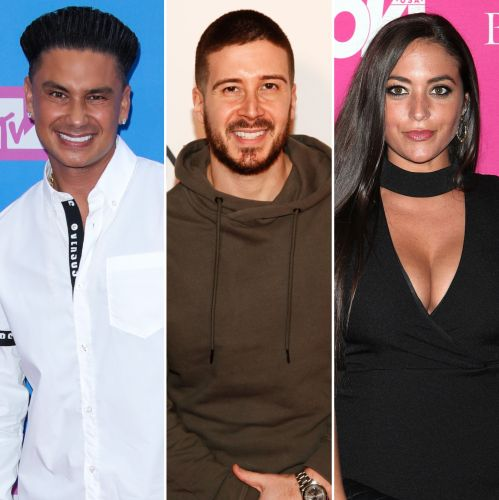 Jersey Shore's Pauly D and Vinny Guadagnino 'Didn't Get' an Invite to Sammi Giancola's Wedding