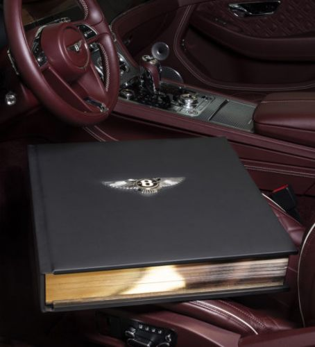 Bentley Release Centenary Opus to Celebrate 100th Year