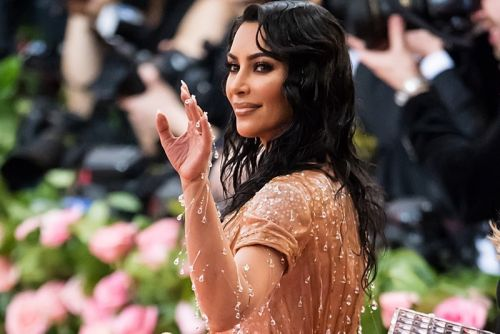 Kim Kardashian Has Already Filed a Trademark for New Baby, Psalm West