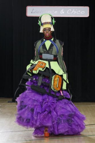 Laurence & Chico Spring 2019: New York Fashion Week