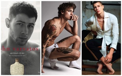 Week in Review: Nick Jonas for John Varvatos, Jonathan Bellini, Augusta Alexander + More
