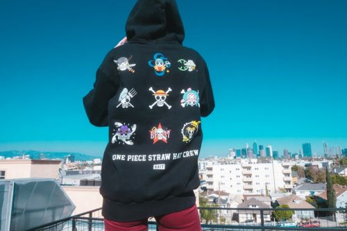 BAIT Taps 'One Piece' for Special Capsule Collection