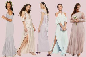 Bridesmaid Dresses: The Ultimate LOOK Edit