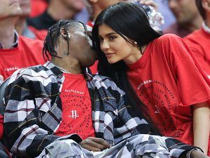 Kylie Jenner And Travis Scott's First Post-Baby Photo Leaves Fans Confused