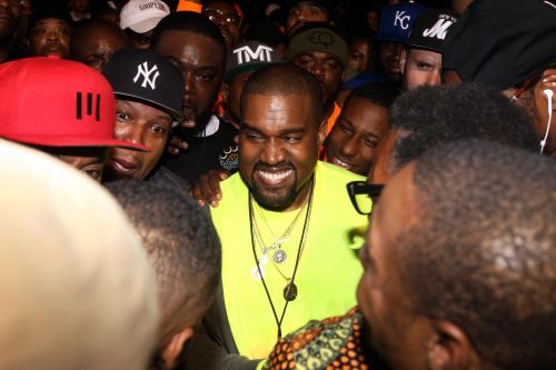 Thank Yeezus! Kanye West Is Reportedly in a Much Better Place
