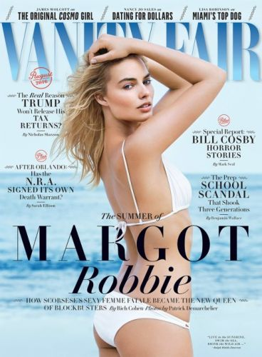 Welcome to the summer of Margot Robbie.Photograph by Patrick