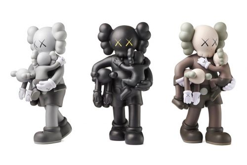 """KAWS' """"CLEAN SLATE"""" Companion Collectible Is Re-Releasing Tomorrow"""