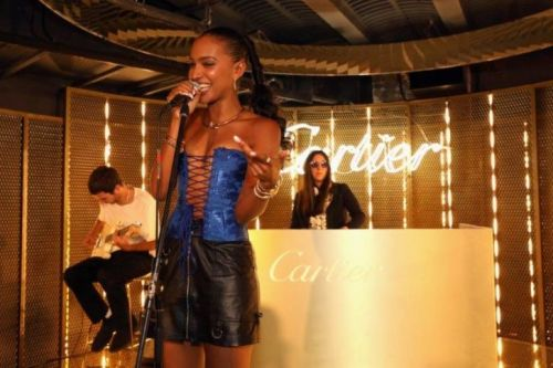 Cartier Hosts London Fashion Week Celebration