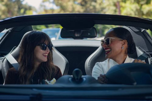 'The High Note' review: Tracee Ellis Ross sings, but her movie doesn't